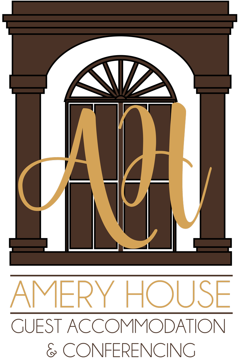 Amery House Footer logo